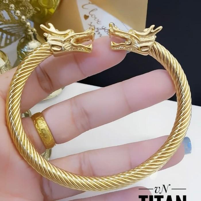 Foto Produk titanium gelang wanita 103p21 dari kevin joshe