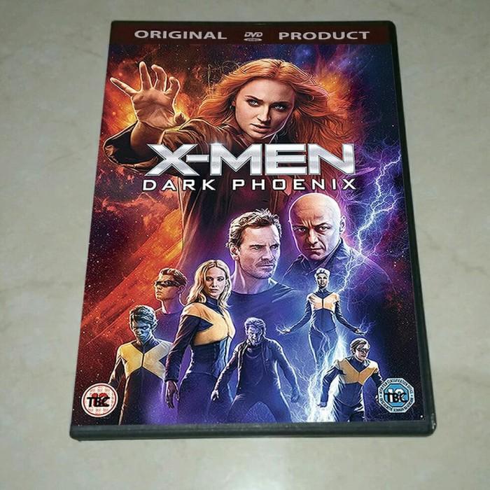Jual Dvd X Men Dark Phoenix 2019 Sub Indo Kab Banyuwangi Play Dvd Tokopedia