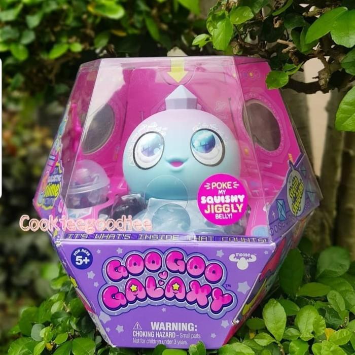Goo Goo Galaxy Doll Diy Activity Squishy Slime Glitter Kit Childrens Toy Gift