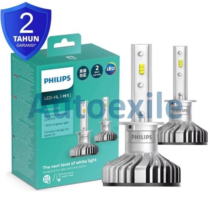 Jual Philips Ultinon Led H1 12v 6000k Putih Bohlam Lampu Mobil Captiva Crv Kota Medan Autoexile Tokopedia