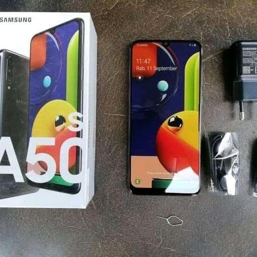 Foto Produk Samsung A50s Ram 6GB/128GB dari Wijaya_Samsung