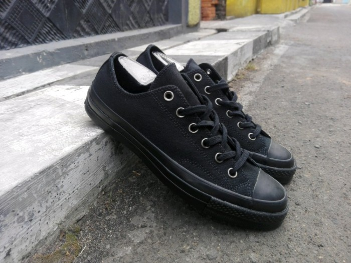 Jual converse 70s mono black ORIGINAL
