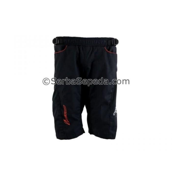 Jual Celana Padding STR Carbon    Celana Sepeda - Kota