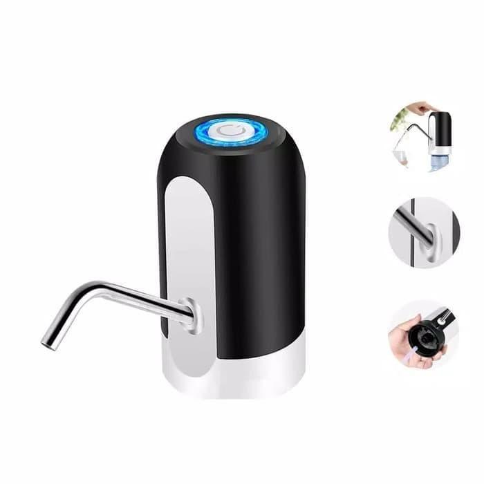 Jual Pompa Galon Elektrik Dispenser Air Minum Kota Semarang Luxury Shop Center Tokopedia