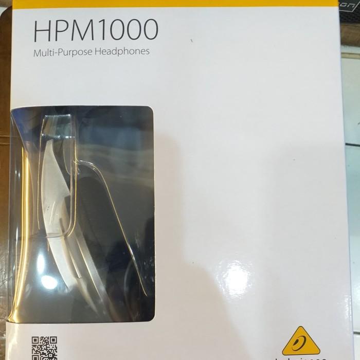 harga Headphone behringer hpm-1000 (original) Tokopedia.com