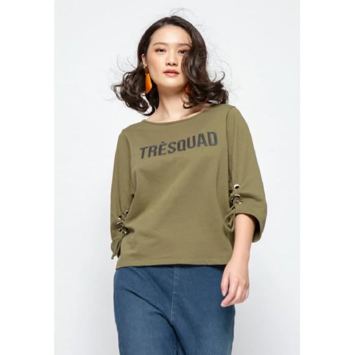 Foto Produk Minimal Andrea Cocoon Sweatshirt - M dari minimal
