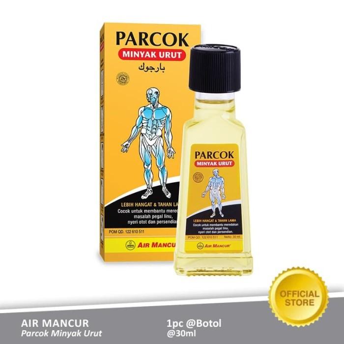 Foto Produk Air Mancur Parcok Minyak Urut Botol 30 ml dari Air Mancur Official Shop