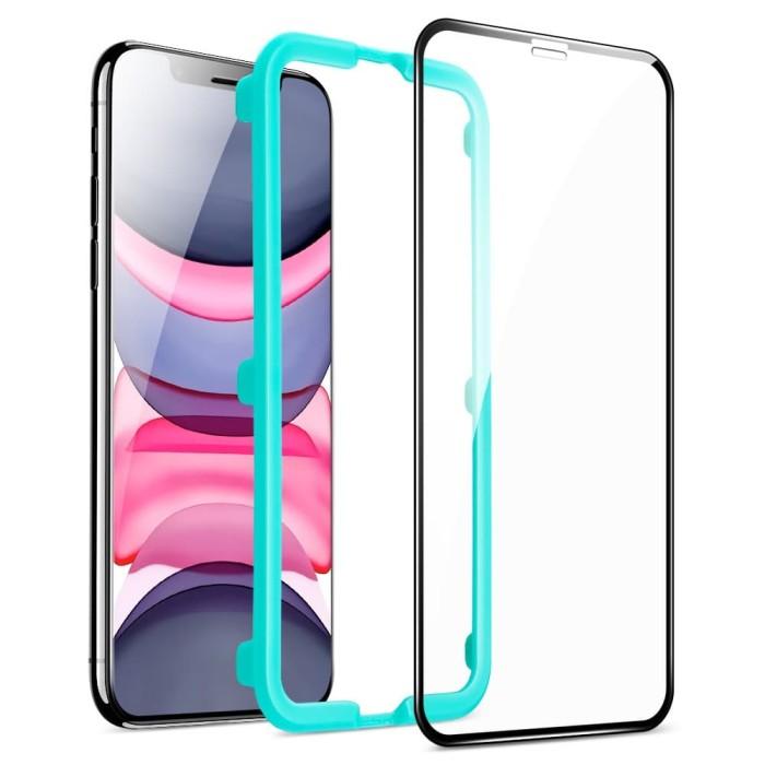 Foto Produk ESR 3D Screen Shield for iPhone 11 / XR dari ESR Official Store