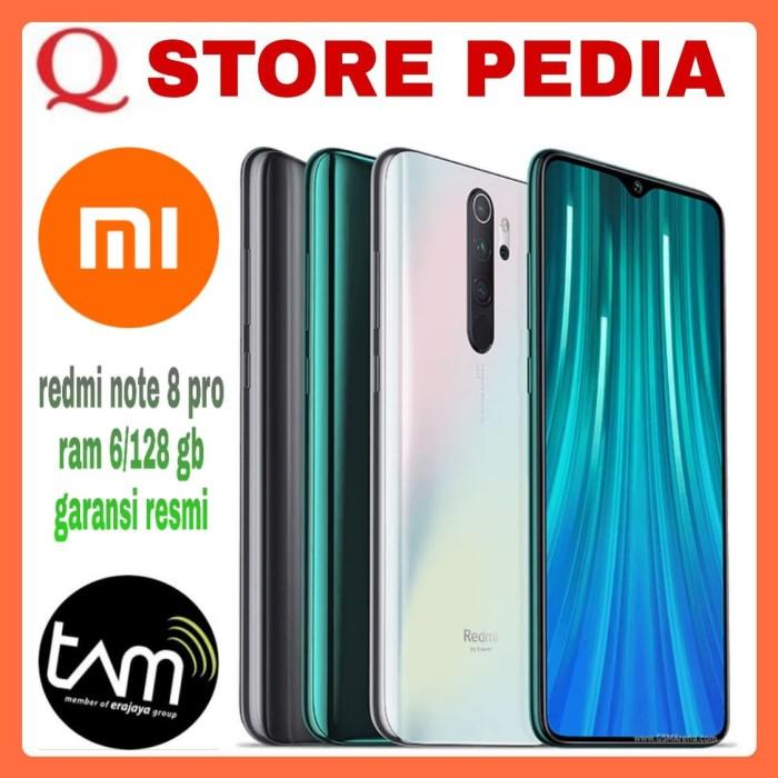Foto Produk XIAOMI REDMI NOTE 8 PRO RAM (6/128 GB) GARANSI RESMI TAM - Abu-abu dari Q-Store Pedia