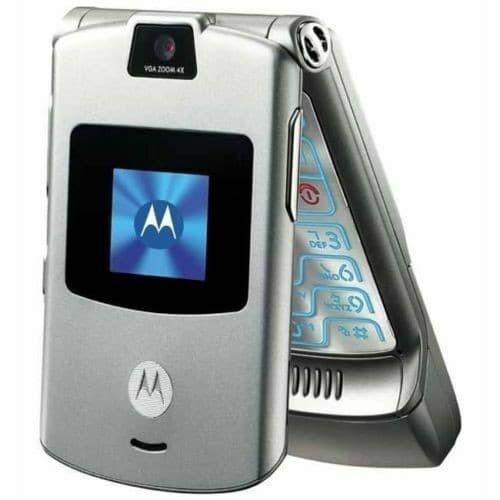 Foto Produk Motorola RAZR V3 dari najar5432
