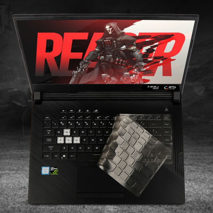 Foto Produk Cover Keyboard Protector Asus ROG G531GD G531G G531 Cooskin Original dari pagogo
