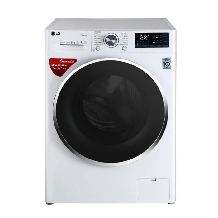 harga Mesin cuci / washer lg frontload kap 14 kg Tokopedia.com