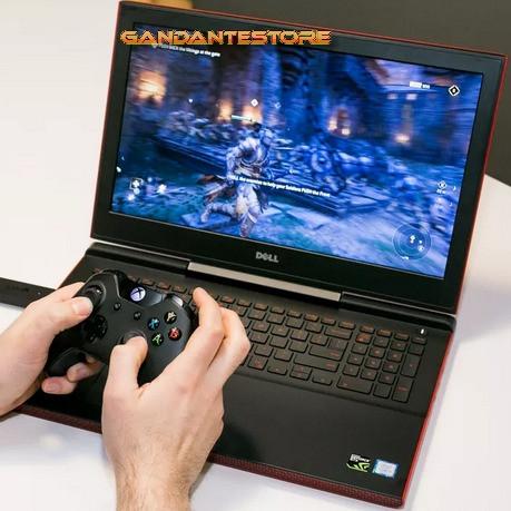 Jual Dell Inspiron 15 7000 Gaming Laptop 7577 Series I7 W Gddr5x 1060 Ips Kota Bandung Gandante S Store Tokopedia
