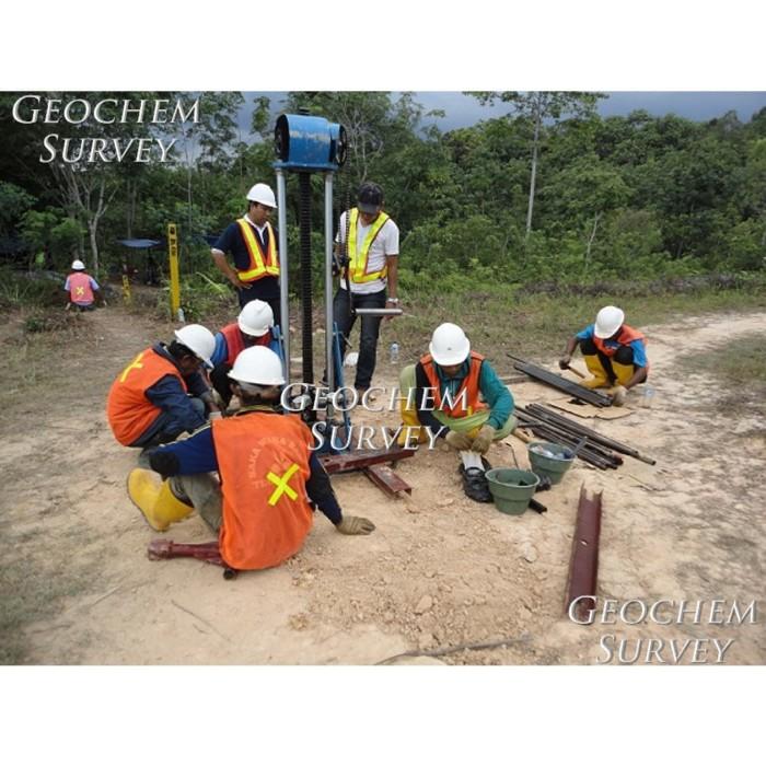 Jual Uji Sondir Cpt Cone Penetration Test Untuk Soil Test Kab Bandung Geochem Survey Tokopedia