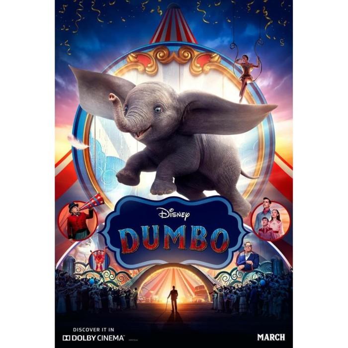 Jual Dvd Kartun Dumbo 2019 Jakarta Pusat Topstars Tokopedia