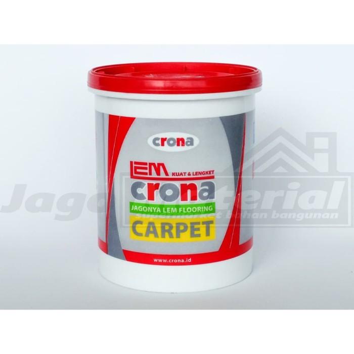 Jual Lem Karpet Crona 1kg Jakarta Utara Jagomaterial