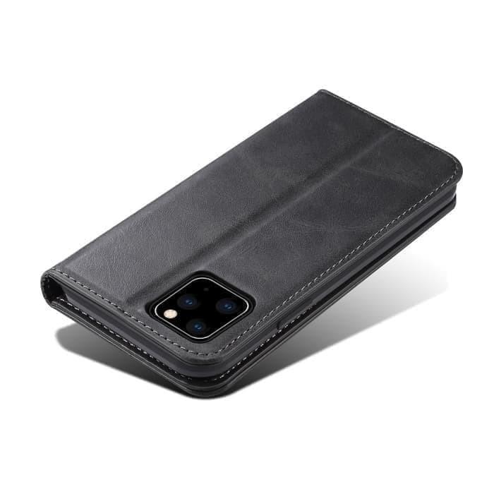 Jual Iphone 11 Pro Max - Elegant Wallet Leather Case ...
