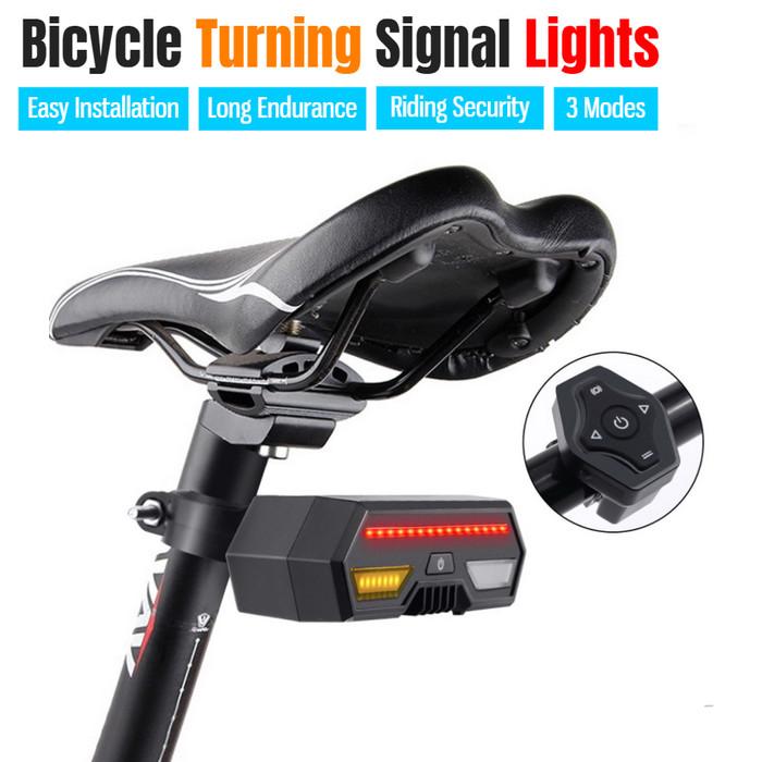 Jual Lampu Belok Bicycle Turning Signal Light Sepeda