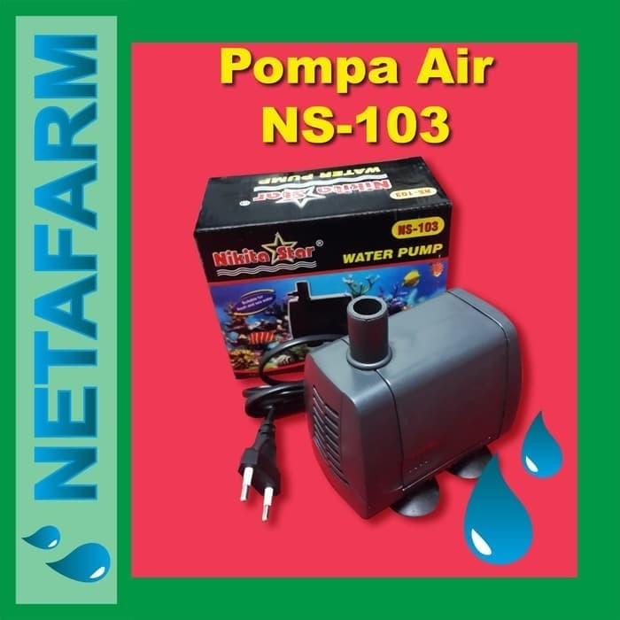 Jual Pompa Air Aquarium Nikita Star NS-103 - Kab. Sidoarjo ...