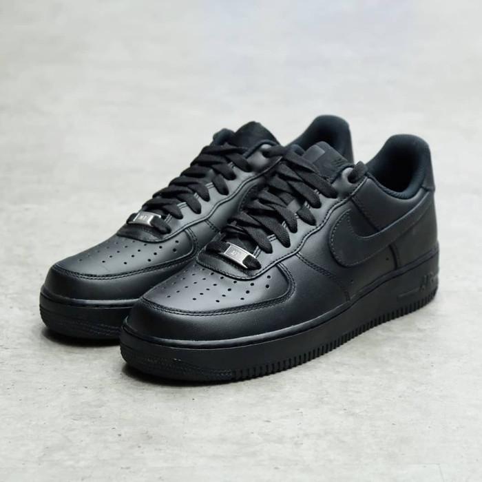 zakupy wylot buty temperamentu Jual Nike Air Force 1 Low Triple Black 315122-001 - Hitam, 45 - DKI Jakarta  - High Gentleman - OS | Tokopedia