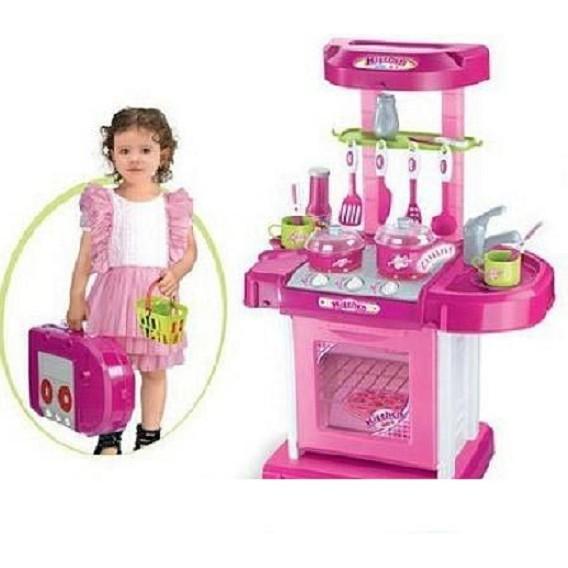 Jual Mainan Anak Murah Wowtoyss Kitchen Koper Pink Masak Masakan Elegan Kab Semarang Wowtoyss Tokopedia
