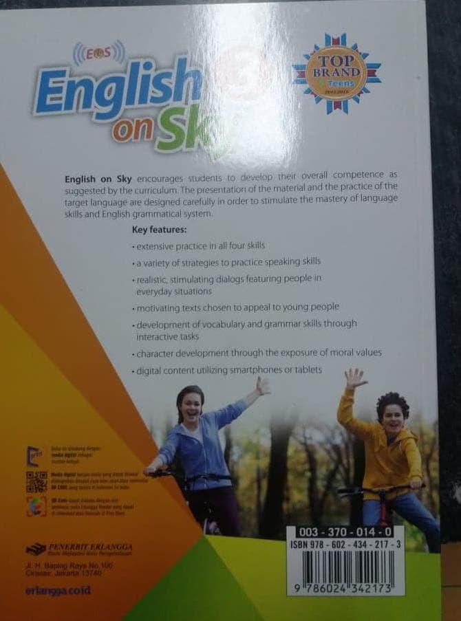 Kunci Jawaban English On Sky 3 Guru Galeri