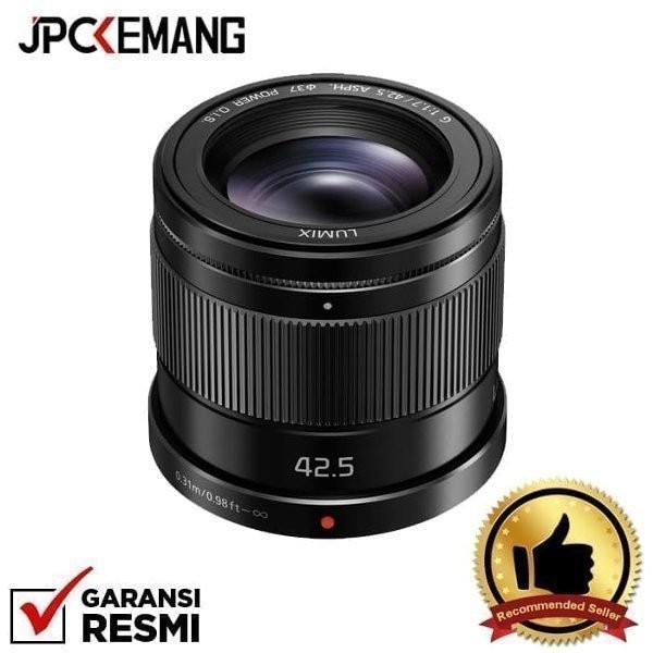 Foto Produk Panasonic 42.5mm f/1.7 Lumix G ASPH POWER O.I.S GARANSI RESMI dari JPCKemang