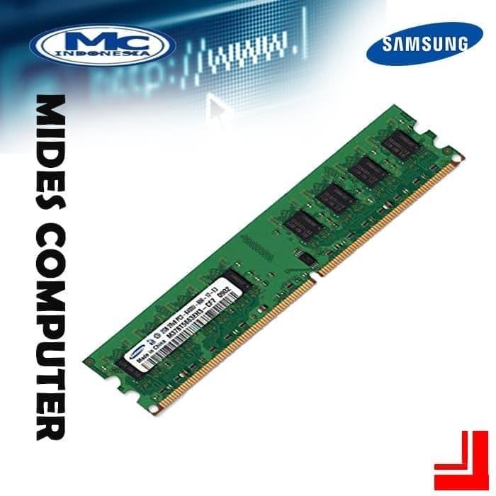 Foto Produk Ram Buat PC Ddr2 2gb Pc 6400 dari Mides Komputer