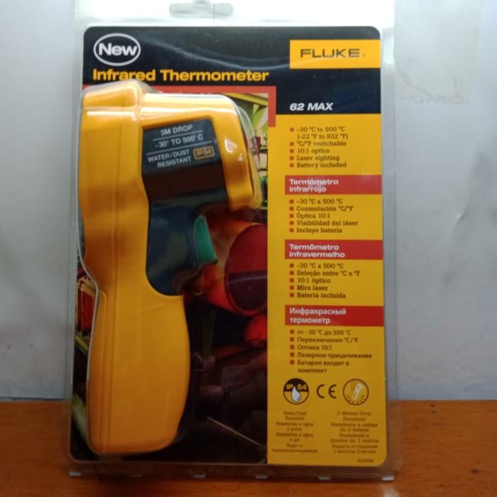Foto Produk Fluke 62 Max Infrared Thermometer (-30°C to 500°C) dari Setia Jaya GM