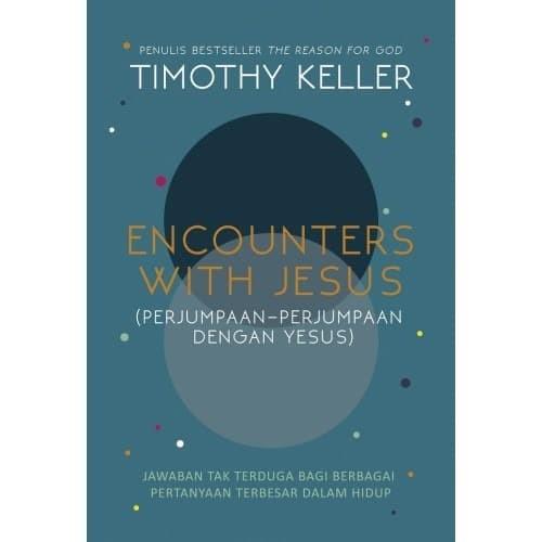 Foto Produk Encounters with Jesus dari Pure Post