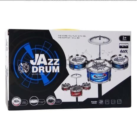 harga Mainan anak jazz drum mini/ mainan anak alat musik drum - jazz drum Tokopedia.com