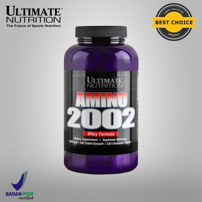 Foto Produk AMINO 2002, 330 Tabs - Ultimate Nutrition Official dari Ultimate Nutrition