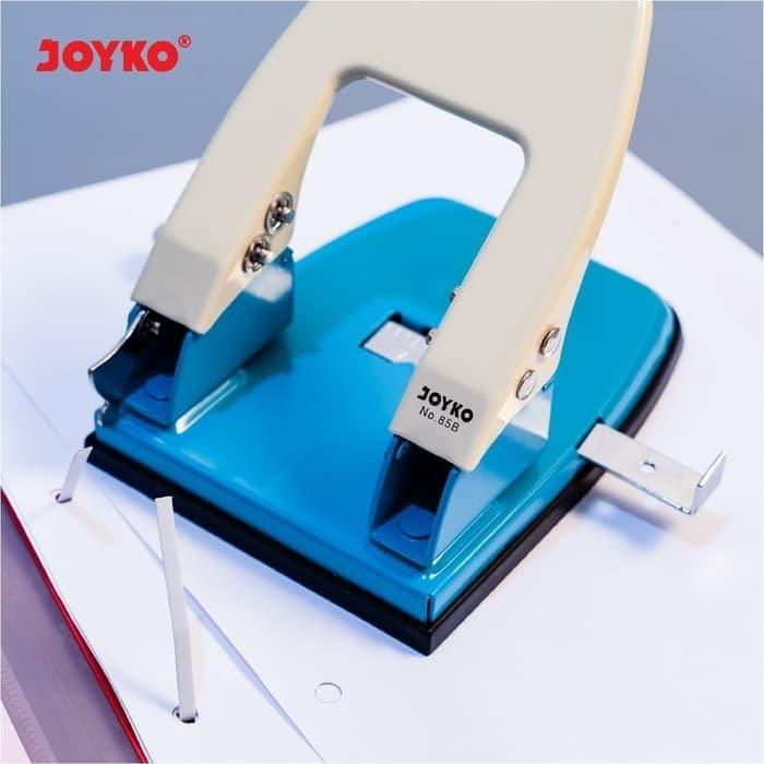 Foto Produk Plong Kertas 2 Lubang Joyko 85 B Punch Perforator Pembolong Loose Leaf dari Sentral Stationery