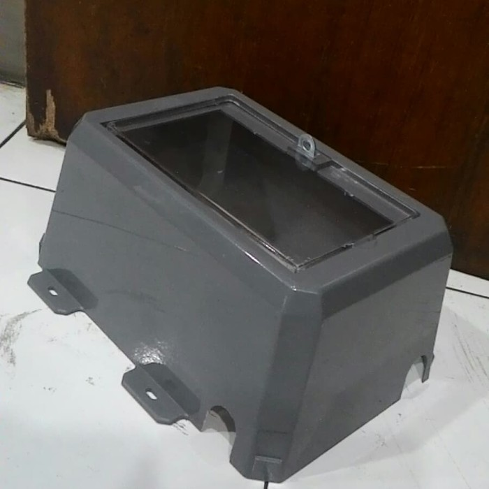 harga Box kwh pembayar pulsa/token/untuk melindungi meteran listrik Tokopedia.com