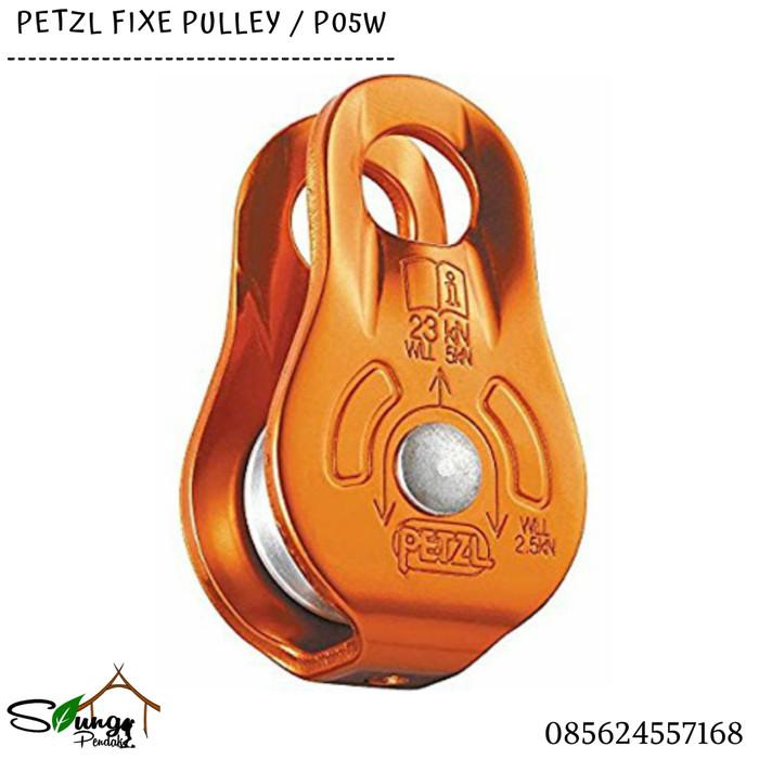Jual Petzl Fixe Pulley Not Carabiner Descender Ascender Ascension Jumar Kota Depok Saung Pendaki Tokopedia
