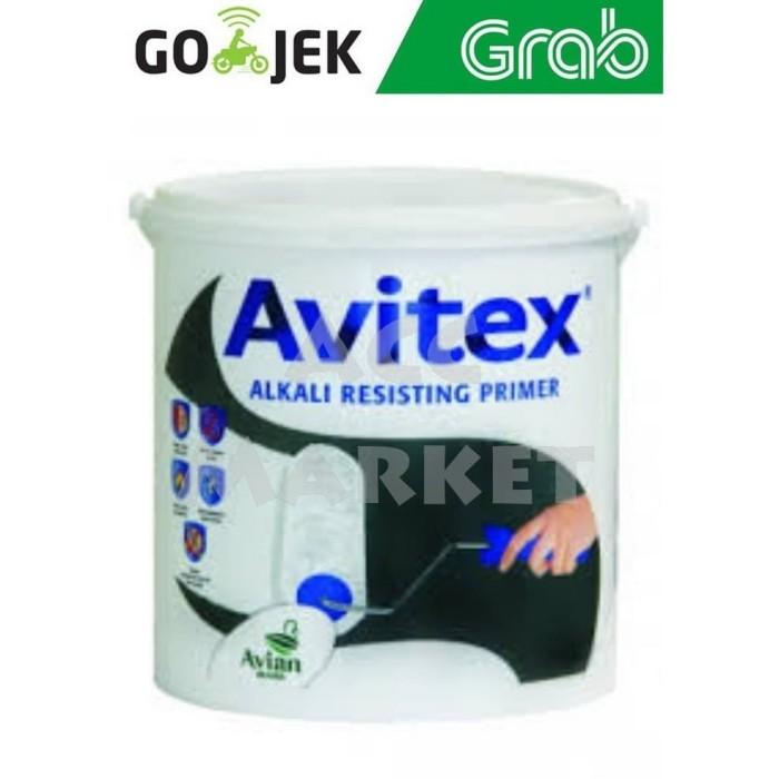 harga Avitex avian 21 kg cat dasar tembok grc alkali primer interior eksteri Tokopedia.com