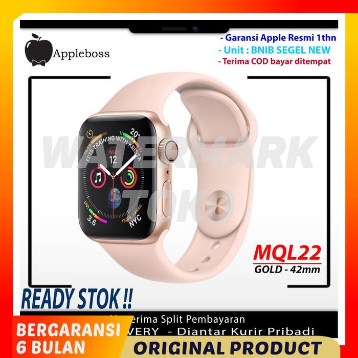 Jual Apple Watch Series 3 Gps Aluminum Rose Gold Sport Band 42mm Mql22 Jakarta Barat Haikal Swtore Tokopedia