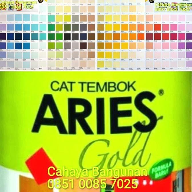 Jual Cat Tembok Aries Gold Tinting 170 Warna Avian Avitex Murah