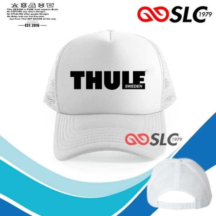 Foto Produk TOPI JARING TRUCKER PUTIH THULE UB6 - SLC dari Sissy lensa alfathan