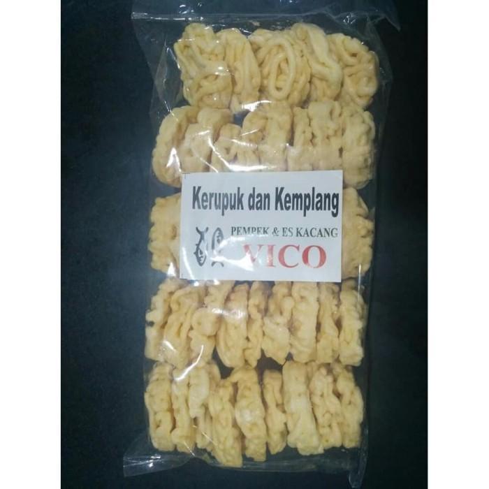 Foto Produk Kerupuk Keriting Pempek Vico - Khas Palembang dari Pempek Vico Online