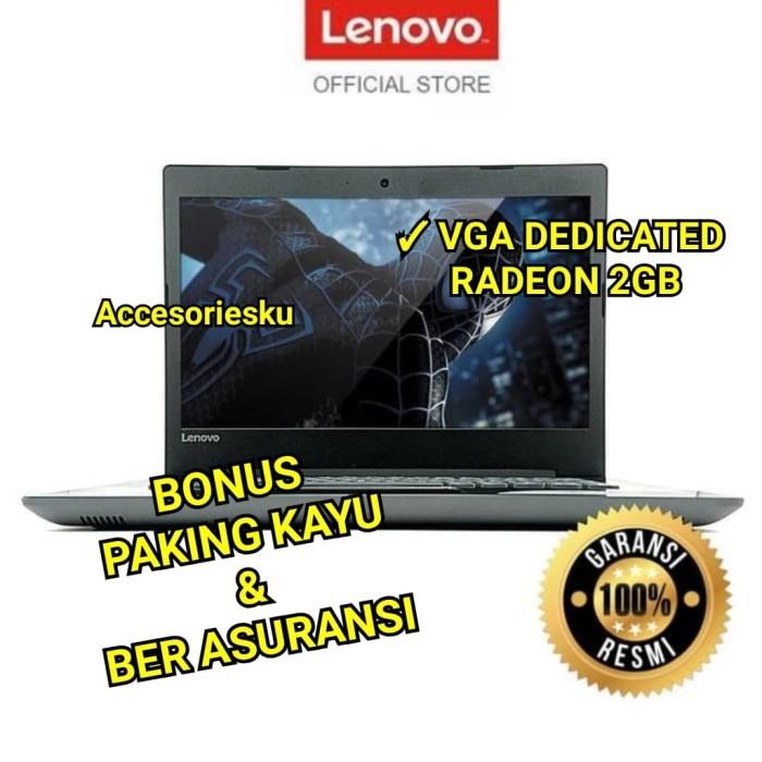 harga Promo laptop gaming lenovo 330-14ast-amd a9-9425-vga amd r5 2gb-4gb Tokopedia.com