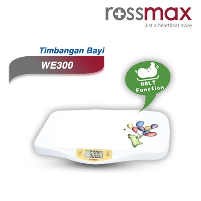 Foto Produk ROSSMAX TIMBANGAN BAYI DIGITAL dari TokoTensi