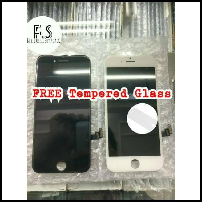 Foto Produk Lcd Iphone 7Plus 7 Plus With Touchscreen Original Grade A Garansi dari Karlmalone Store