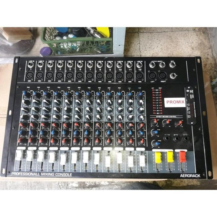 Foto Produk mixer audio 12 channel usb blotooth sound system audio dari naomi9