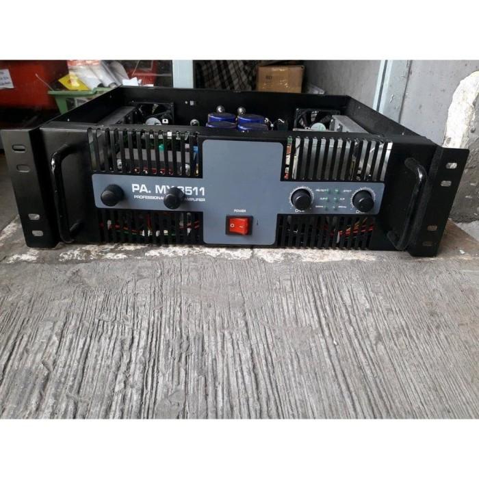 Foto Produk ampli rakitan 4 channel 1200 watt amplifier rakitan elektronik sound dari naomi9