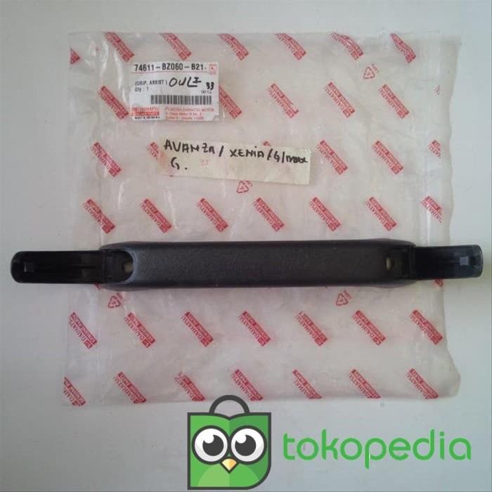 Foto Produk SoJ- Handle Pull Atas Avanza Xenia Grand Max Rush Terios Hitam ASLI dari suseno jadi