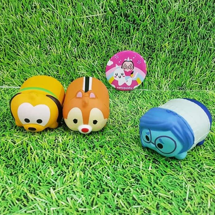 Foto Produk squishy squish dee lish tsum tsum no packaging dari natsquishy