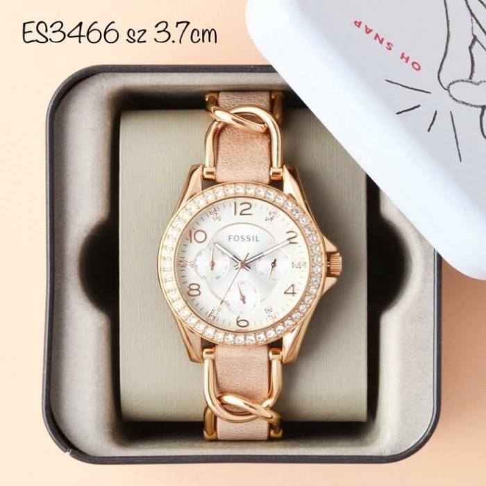 Foto Produk Ready fossil es3466 watch diameter 3.7cm original dari khanza2017
