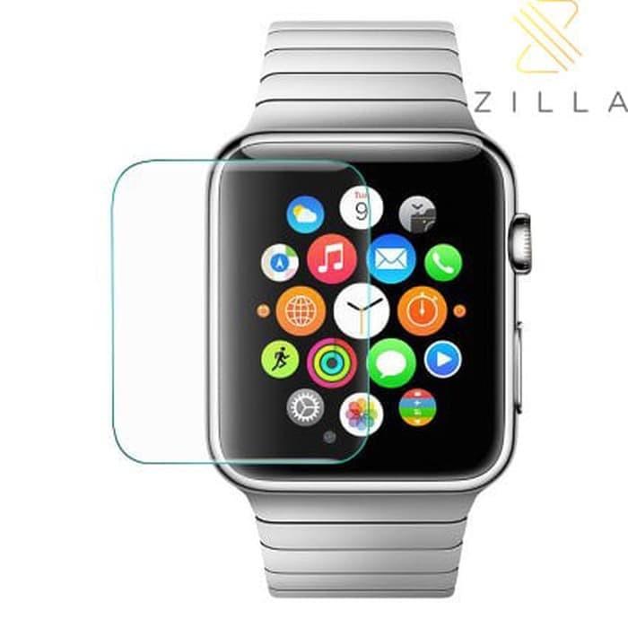 Foto Produk Zilla 2.5D Tempered Glass Curved for Apple Watch 42mm Series 1 & 2 dari TokoSetia