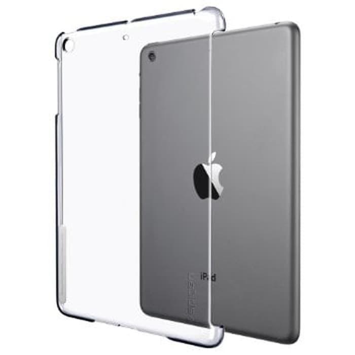 Foto Produk Crystal Smart Cover Partner Protective Shell for iPad Mini 1/2 - Trans dari TokoSetia